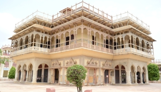 Mubarak Mahal Palace and Chandra Mahal Palace – Voice Of Jaipur