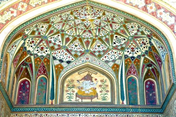 Amber Fort Facts And Sheesh Mahal In Amber Fort Voice Of